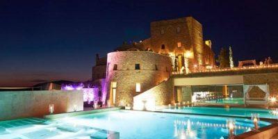 Castello di Velona Montelcino Italy 1