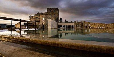 Castello di Velona Montelcino Italy 2
