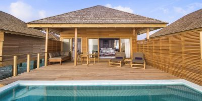 Hurawlahi island maldives private villa